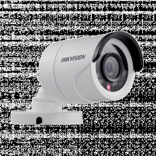 Hikvision HD-TVI камера за видеонаблюдение 4 в 1 с IR осветление до 20 m