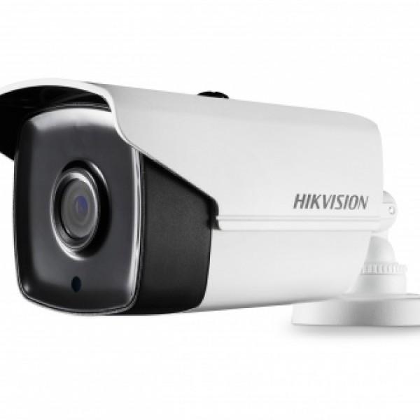 2MPx HD-TVI камера за видеонаблюдение със захранване по коаксиалeн кабел, EXIR осветление до 80m