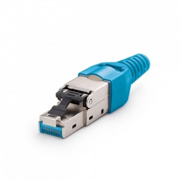 Конектор FM45/s за Cat.7ᴀ, Cat.7, Cat.6ᴀ, Cat.6, Cat.5E кабели