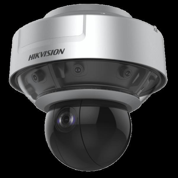 HIKVISION  Управляема IP PTZ камера за видеонаблюдение с IR осветление до 100 метра NEW