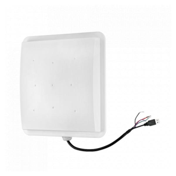 ZKTeco Четец/антена с широк обхват до 6м, подходящ за управление и контрол на паркинги